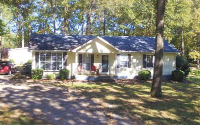 Winchester Single Family Home For Sale: 256 Myers Rd