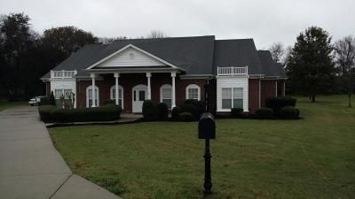 Lavergne Single Family Home For Sale: 160 Lakepointe Rd
