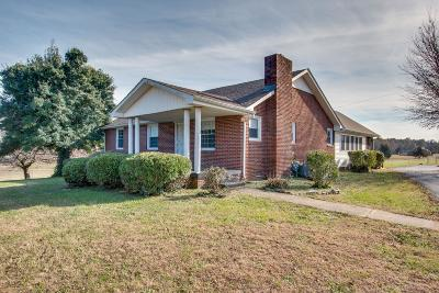 Dickson Single Family Home Under Contract - Not Showing: 451 Furnace Hollow Rd