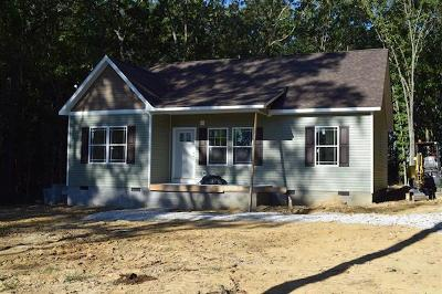 Dickson Single Family Home Under Contract - Showing: 2401 Sylvia Rd