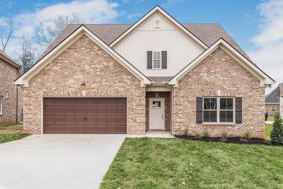 Murfreesboro, Rockvale Single Family Home For Sale: 1208 Hensfield Dr