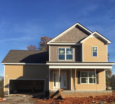 Clarksville TN Single Family Home For Sale: $198,700