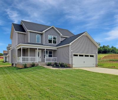 Clarksville TN Single Family Home For Sale: $221,100