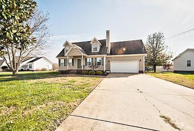 Lascassas Single Family Home Under Contract - Not Showing: 108 Colorado Ct