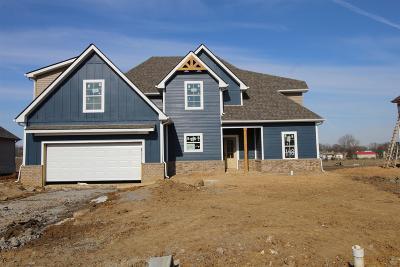 Lavergne Single Family Home For Sale: 415 Peak Top Trail (Lot 148)