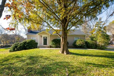 Old Hickory Single Family Home Under Contract - Showing: 130 Park Cir