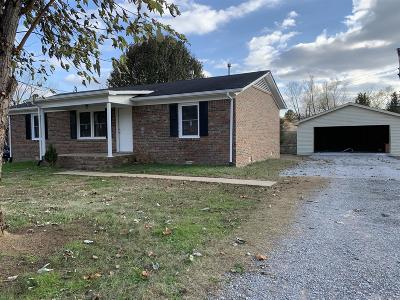 Marshall County Single Family Home Under Contract - Showing: 739 Crick St