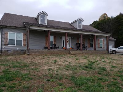 Marshall County Single Family Home Under Contract - Showing: 2786 Ezell Rd