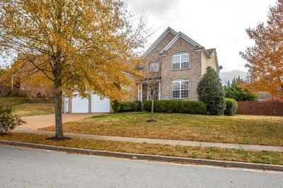 Brentwood, Franklin Single Family Home Under Contract - Showing: 1550 Towne Park Ln