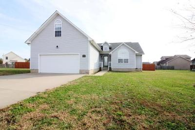 Oak Grove Single Family Home For Sale: 402 Reigh Count Ct