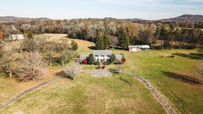 Franklin Single Family Home Under Contract - Not Showing: 2080 Wilson Pike