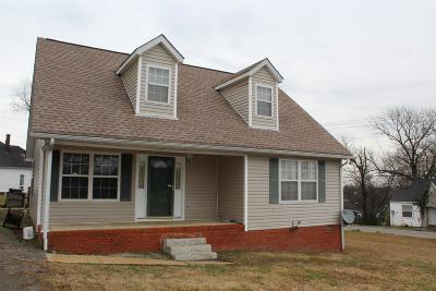 Marshall County Single Family Home Under Contract - Showing: 500 Franklin Ave