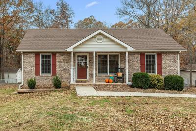 Robertson County Single Family Home Under Contract - Not Showing: 2018 Shawnee Ln