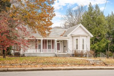 Clarksville Single Family Home For Sale: 515 Greenwood Ave