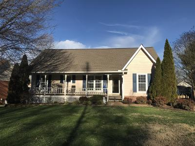 Franklin Single Family Home For Sale: 1168 Hunters Chase Dr