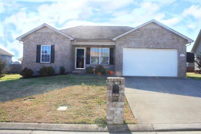 Single Family Home Under Contract - Not Showing: 4813 Ark Ln