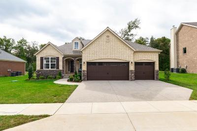 Hermitage Single Family Home Under Contract - Showing: 2205 Arbor Pointe Way