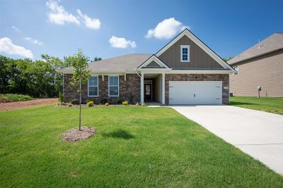 Wilson County Single Family Home Under Contract - Not Showing: 210 Princeton Drive, Lot 18