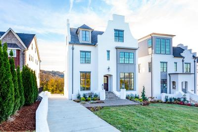 Nashville Single Family Home For Sale: 211 La Vista Dr