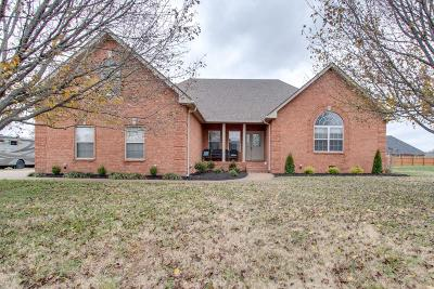 Wilson County Single Family Home Under Contract - Not Showing: 1715 Arrowhead Dr
