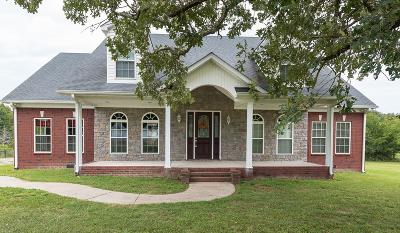 Murfreesboro Single Family Home Under Contract - Not Showing: 1125 Coleman Road