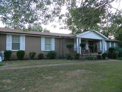 Hendersonville Single Family Home Under Contract - Showing: 112 Veebelt Dr