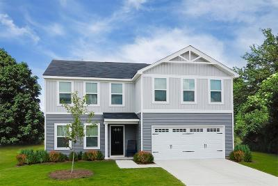 Lavergne Single Family Home Under Contract - Not Showing: 110 Norwich Ct Lot 7006