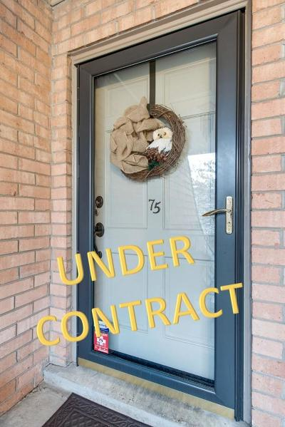 Nashville Condo/Townhouse Under Contract - Not Showing: 3000 Hillsboro Pike #75