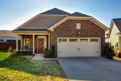 Spring Hill  Single Family Home For Sale: 1014 Hemlock Dr