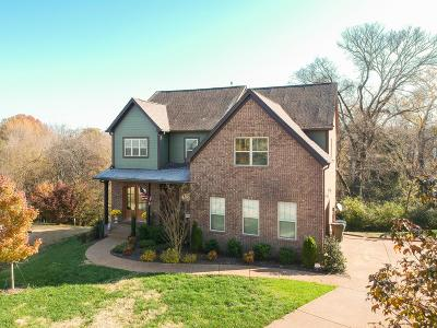 Hendersonville Single Family Home Under Contract - Showing: 140 Shorecrest Cir