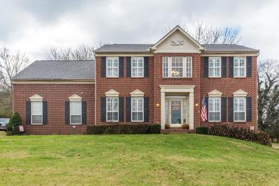 Hendersonville Single Family Home Under Contract - Not Showing: 230 Spy Glass Way