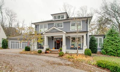 Franklin Single Family Home Under Contract - Not Showing: 315 Ledgelawn Ct