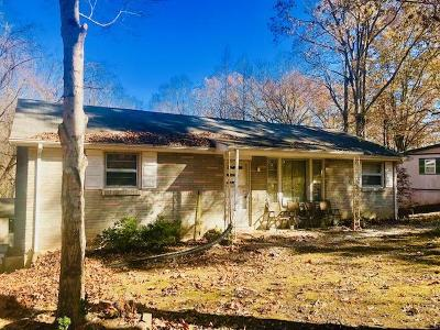 Kingston Springs Single Family Home For Sale: 1810 Hwy 70