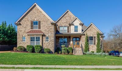 Spring Hill Single Family Home Under Contract - Showing: 2003 Tallulah Ln