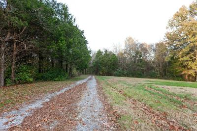 Williamson County Residential Lots & Land For Sale: 8340 Haley Rd