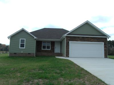Winchester Single Family Home For Sale: 59 Luttrell Dr.