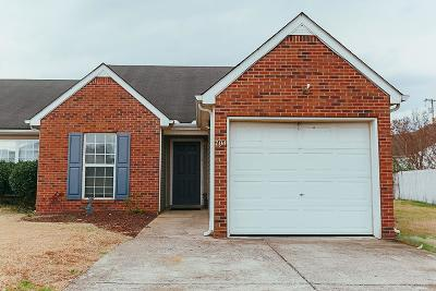 Smyrna Single Family Home Under Contract - Showing: 704 Dellwood Dr
