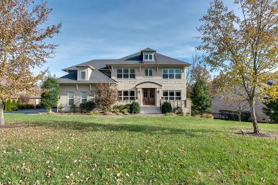 Nolensville Single Family Home For Sale: 1453 Wolf Creek Dr