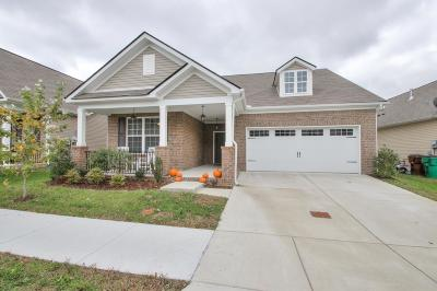 Hermitage Single Family Home For Sale: 1853 Stonewater Dr