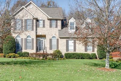 Nashville Single Family Home Under Contract - Showing: 1200 Cornerstone Ct.