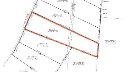 Cumberland Furnace Residential Lots & Land For Sale: Gallion Road