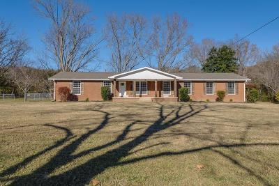 Goodlettsville Single Family Home For Sale: 3009 Freeman Hollow Rd