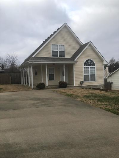 Applegrove Single Family Home Under Contract - Not Showing: 2850 Rome Ln