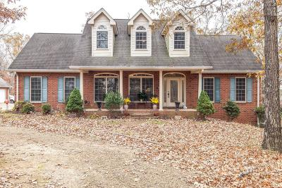 Dickson Single Family Home Under Contract - Not Showing: 820 Old Stage Rd
