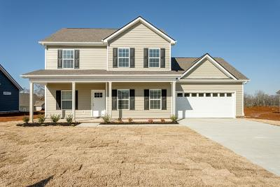 Spring Hill Single Family Home For Sale: 705 Mitscher Dr ( Lot 37)