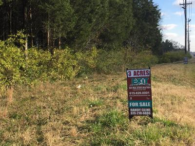 Antioch Residential Lots & Land Under Contract - Not Showing: Murfreesboro Road