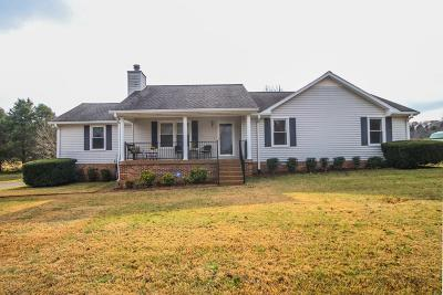 Wilson County Single Family Home Under Contract - Not Showing: 104 Gilbert Valley Dr