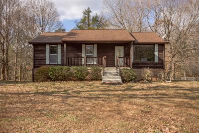 Clarksville Single Family Home Under Contract - Not Showing: 506 Lisa Ct