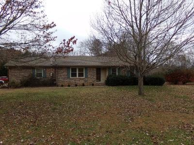 Estill Springs Single Family Home Under Contract - Showing: 76 Sunset View
