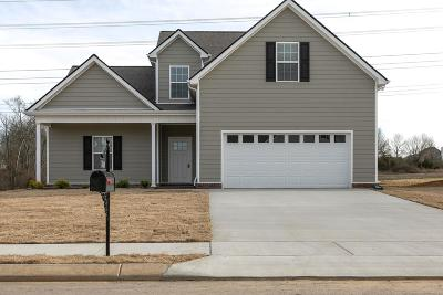 Spring Hill Single Family Home For Sale: 712 Mitscher Dr (Lot 47)